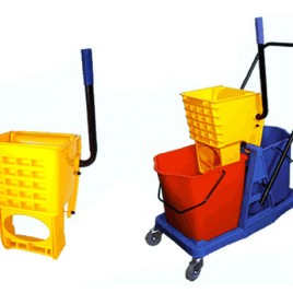 Carro profesional «double bucket»